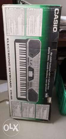 Casio electronic keyboard ctk-481