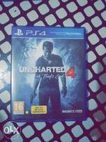 Ps4 uncharted 4 10k