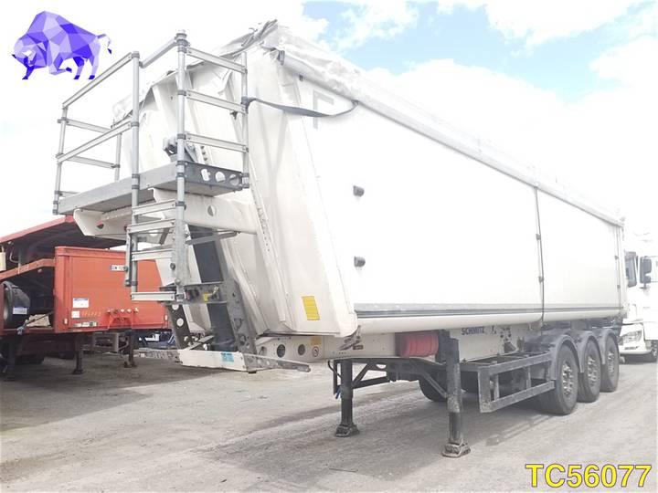 Schmitz Cargobull Tipper - 2015
