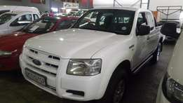 Ford Ranger 2.5TD SuperCab - low mileage!