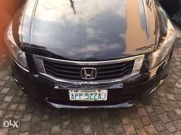 Registered Honda Accord 2008 Model