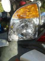 Hyundai Bakkie H100 Head Lights