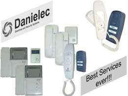 Installation, repair and maintenance of Intercom systems.