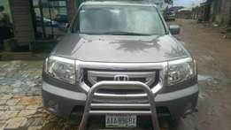 Honda pilot 09 full option