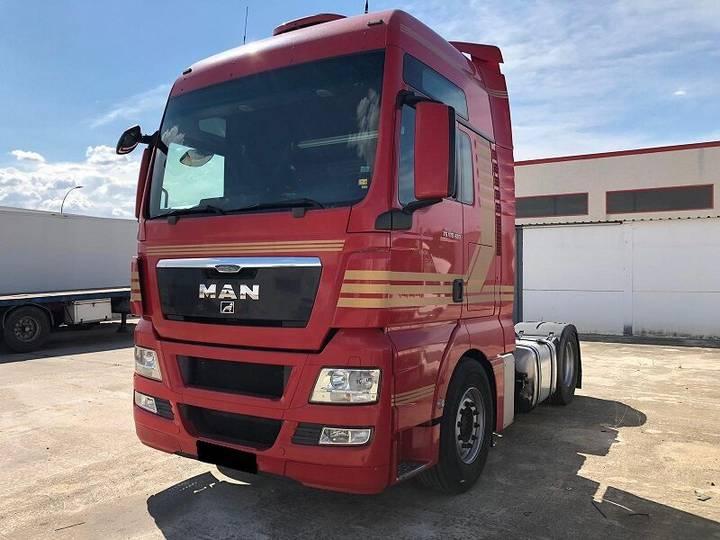 MAN TGX18.480-XXL - 2010