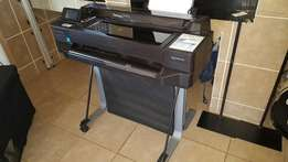 HP T520 Large format printer
