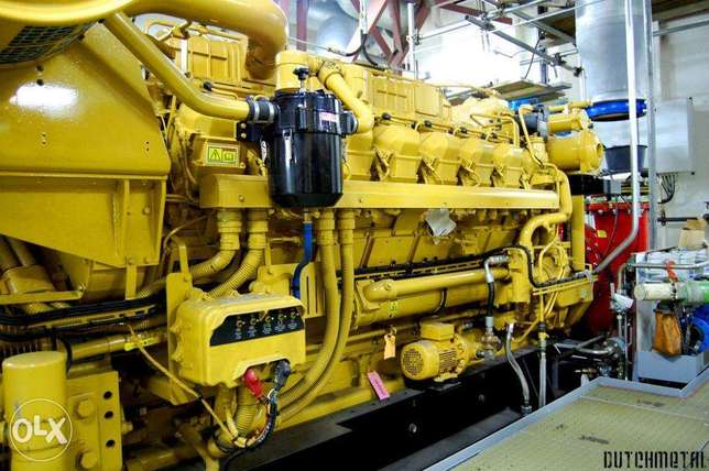 Cylinder heads Caterpillar 3618 For Fast Ferry