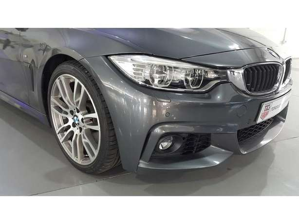2014 Bmw 4 series 435i Convertible Msport Auto Durban - image 4