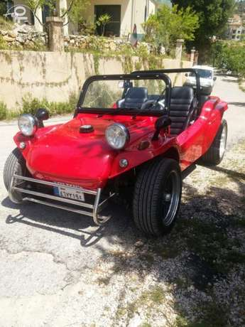 Collection car Buggy 113