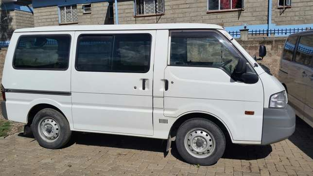 Mazda Bongo Diesel automatic 2009 for sale Hurlingham - image 3