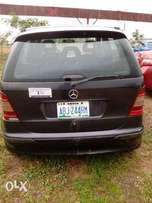 This is a good Mercedes Benz A 160 for sale