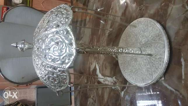 For decoration silver