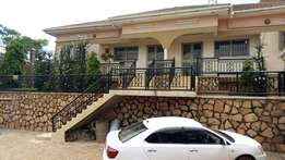 Charist the king 2 bedroom house for rent in Mengo at 600k