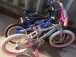 Childrens bikes all ages new and used