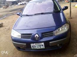 Hot deal, a quick grab Renault megane car in good condition