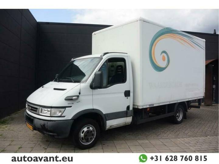 Iveco Daily 50 C 13 375 Doppelluft Mit LBW - 2005