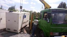 Used/Refurbished/second EX-UK power generators For SALE!