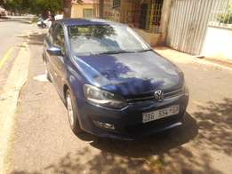 2010 VW Polo 6 1.4 Hatchback for sale