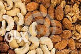 Fresh nuts available !!!