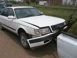 1992 Audi 500SEL Stripping for Spares