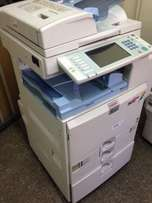 ujtRicoh mpc2050 colour printer at 80,0000/- only