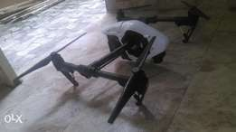 Inspire 1 drone for rent within Lagos only .