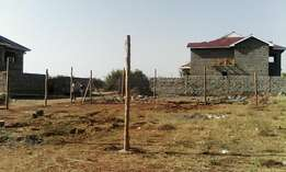 Plot for sale at Ruiru Bypass