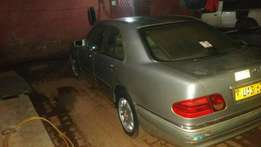 Benz for grabs