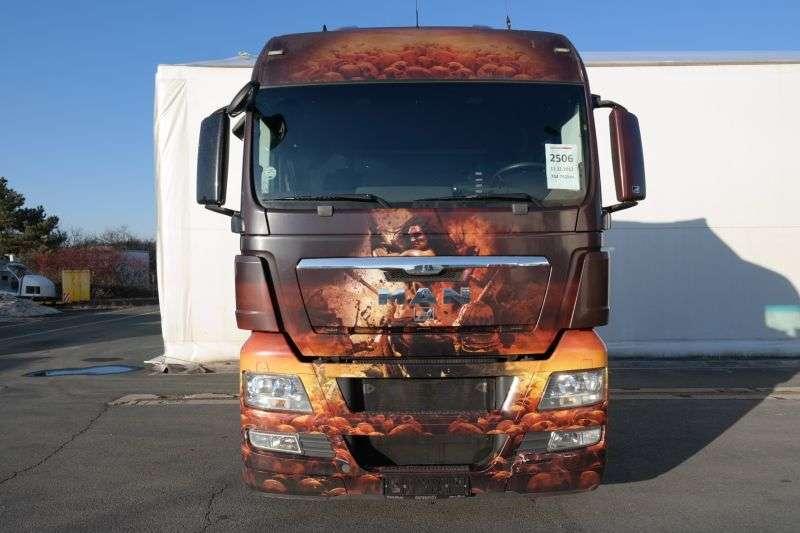 MAN TGX 18.440 4x2 LLS-U EURO 5 low deck - 2012 - image 3