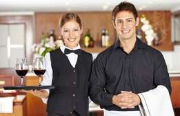 Restaurant servers needed urgently