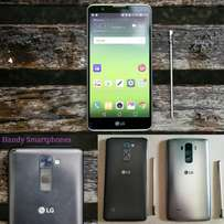LG Stylus 2 with warranty