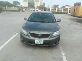 Sparkling clean 2010 Toyota Corolla. Strictly buy & drive!