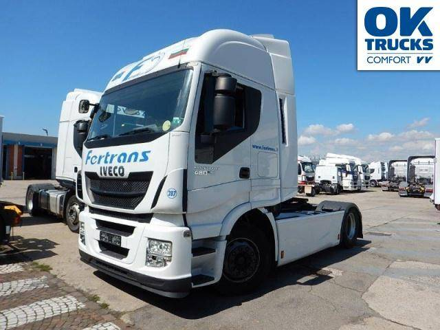 Iveco AS440S48T/P Intarder Klima ZV - 2014