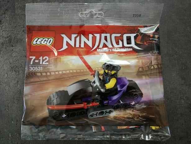 Lego Ninjago 30531 Synowie Garmadona Polybag Saszetka Nowe Gdańsk