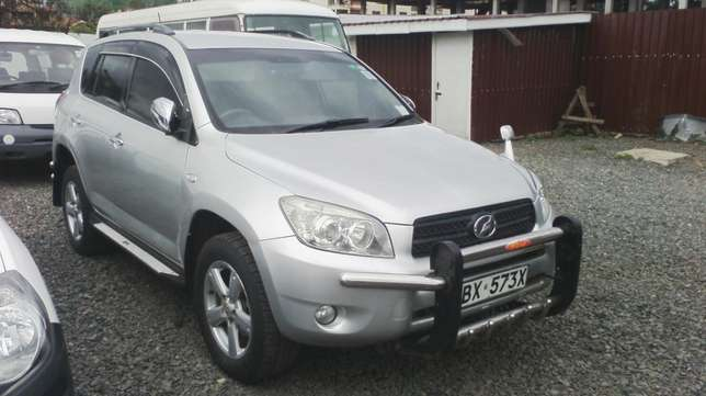 Very clean Toyota Rav4, ksh 1,500,000. Hurlingham - image 1