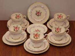 17 Piece Vintage Paragon Tea Set