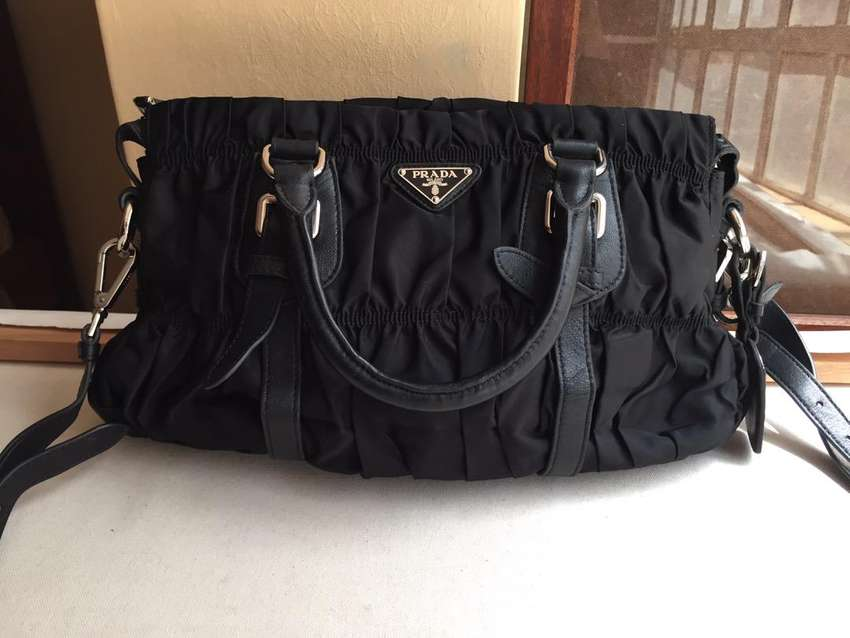 0bcbea48771c Authentic Prada gaufre nappa nylon bag - Clothing & Shoes ...