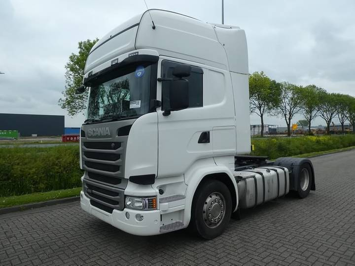 Scania R450 tl pto scr only - 2015