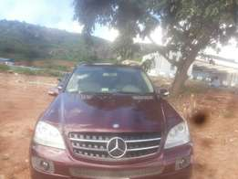 ML 350 4MATIC High powered and mechanized