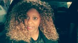 Brazilian curly weaves in town for sale, they are consists of differen