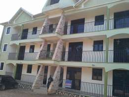 Apartments for sell in kira.