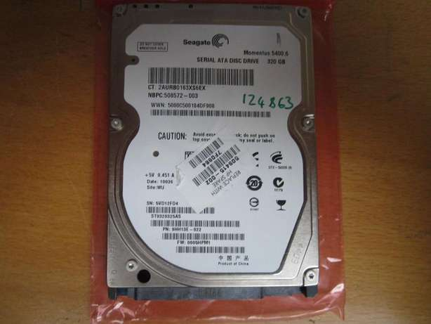 Genuine hard disks for laptops and desktops at a reasonable price Nairobi CBD - image 1
