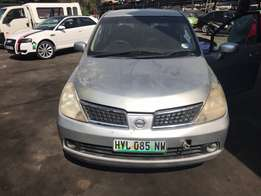 Nissan Tiida stripping for spares
