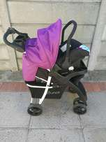 Bounce travel system
