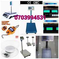 Multi-Purpose Digital Weighing Scales *1Year Warranty*