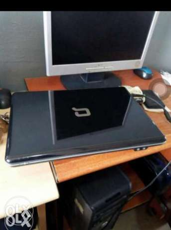 Compaq cq40 dual core laptop sale or swap with Android phones Ibadan - image 1