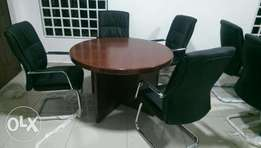 KQRT 4-Sitter Conference Table