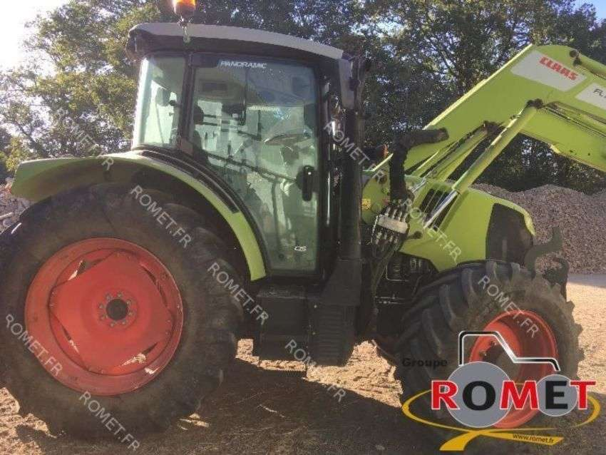 Claas arion440 - 2016 - image 3