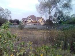 1/2 Acre plot developed area, Flat area, Red Soil, Off Magadi Rd