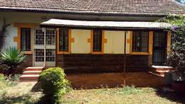 4 bedroomed neat bungalow to let in springvalley.